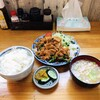 栗原軒 - 料理写真:肉朝鮮焼定食    2021/7/12訪問