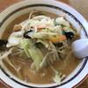 阿波家 - 料理写真:横浜タンメン味噌☆