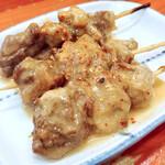 えびす - 料理写真:どて焼 440円