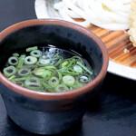 うわさの麺蔵 - つけ汁