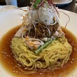 鼎泰豊 - よだれ鶏冷麺