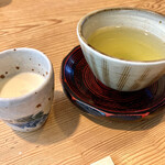 秋月 とうふ家 - ○豆乳&薄茶様