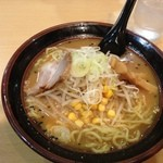どさん子 新木場店 - 味噌ラーメン500円(特別価格