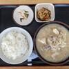 とん汁 たちばな - 料理写真:とん汁定食(並盛) 970円