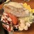 海鮮もんじゃ 片岡 - 料理写真:海鮮全部乗せもんじゃ