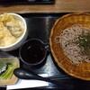 きなさ - 料理写真:大海老天丼定食