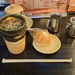 匠珈琲 恵時尊 - 料理写真:アイスコーヒー