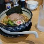 麺屋 藤 - 塩ラーメン(ミニ)