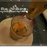 天久テラス - 海老の天ぷらカクテル(天ぷら&カレーコース)