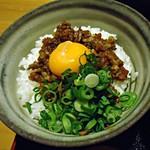 15461921 - 肉味噌丼