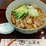 そば処 三津屋  - 料理写真: