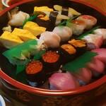 ごさや寿司 - 料理写真: