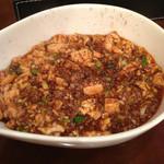 たんぼ中国美菜 - 料理写真:麻婆豆腐