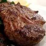 ナプレ - アグー豚肩ロースと野菜の炭火焼