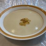 グリルオーツカ - クリームスープ