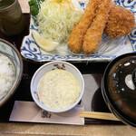 かつ勢本店 - 料理写真: