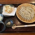 蕎麦うえ田 - 春夏秋冬セット