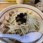 シャカリキ - 料理写真:「まぜSOBA」850円