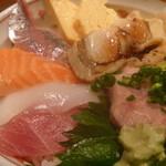 15463508 - 2012,10 ランチ海鮮丼