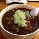 龍月館 - 黒龍坦々麺