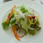 リストランテ ウミリア - サラダ