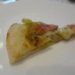 リストランテ ウミリア - 本日のピザ ジャガイモが載ってました