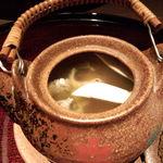 15463955 - 鱧と松茸の土瓶蒸し
