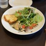 154630149 - サラダと前菜(日替り)