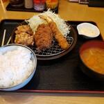 かつ壱番屋 - 料理写真: