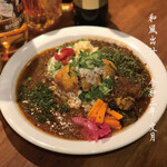 51 CURRY CAFE - 料理写真:2021 7月限定カリー