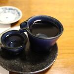 囲炉裏焼と蕎麦の店 うえ田 - 日本酒