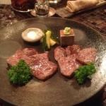 15464048 - お肉はイチボですよ♪(2人分)
