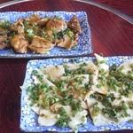 繁ちゃん屋 - 料理写真:焼き&湯引き