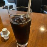 PIZZERIA IMOLA - 食前のサービスコーヒー