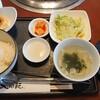 大同苑 - 料理写真:たん塩ランチ 1320円