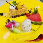 ルルソンキボア - 夏のデザート