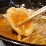 らー麺 とぐち - 味玉