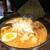 らー麺 とぐち - 赤味噌味玉ラーメン