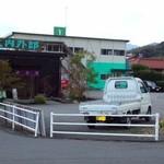 田原屋 - 看板とお店