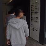 渋③ - エレベーターで8Fに向かいます