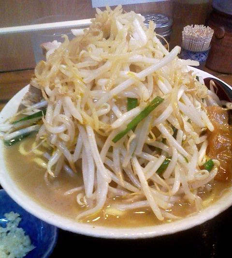 味噌麺処 花道 - ラーメン特盛