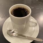 モール&ホソイコーヒーズ - ブレンド「ニューシバカワ」濃いめ ¥500-