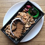 信玄食品 - 料理写真:贅を尽くしたあわび飯 3024円