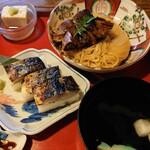 154656698 - 鯖街道 焼鯖寿司付