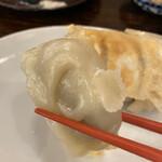 高橋と餃子 - カリカリのモチモチのプッシューです