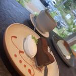 トウヤ カフェ - 料理写真: