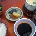 Saikyougenya - この日の日替わり、のうちメインはまだ来ない