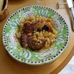 IL BALLOND'ORO - 佐島のタコと白インゲン豆