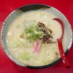 麺将軍 - 料理写真:本場長崎ちゃんぽん(1000円)