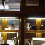 スマート珈琲店 - コーヒーミルが幾つか